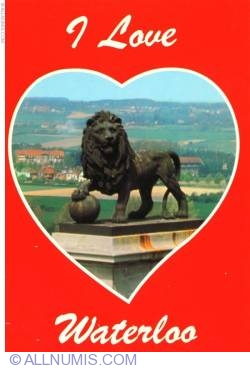 Image #1 of I Love Waterloo (Lion Monument)