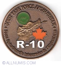 Image #2 of ISAF Canadian Joint Task Force Afghanistan ROTO 10 Commander