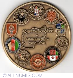 Image #2 of ISAF Canadian Joint Task Force Afghanistan