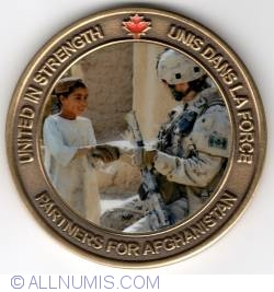 Image #1 of ISAF Canadian Joint Task Force Afghanistan