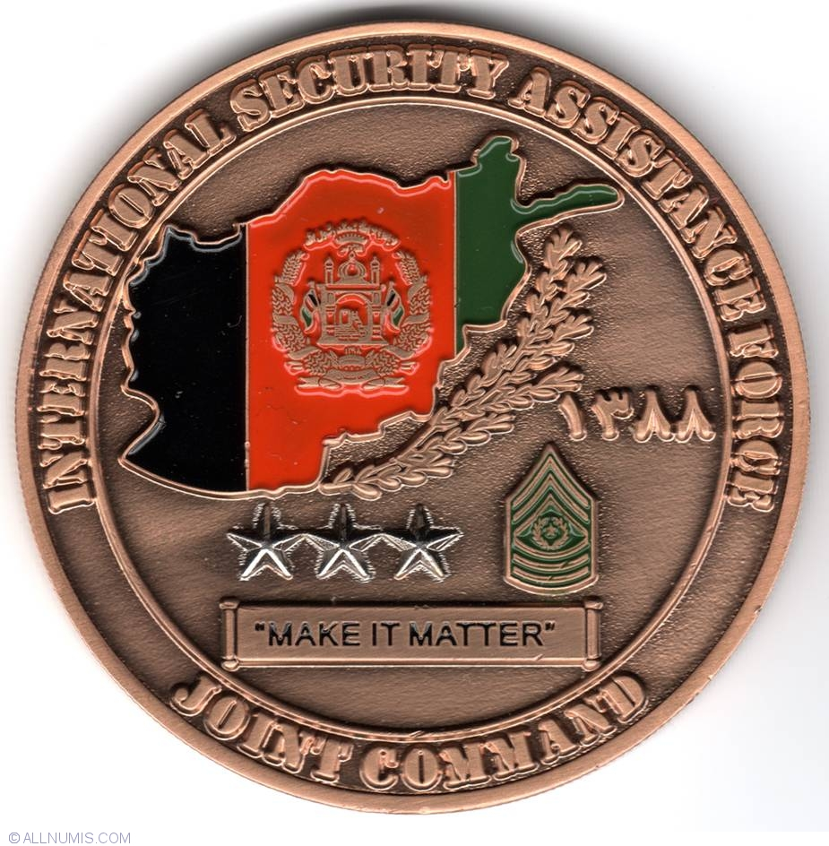 NATO - ISAFs mission in Afghanistan 2001-2014 Archived