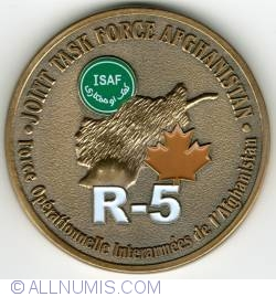 Image #1 of ISAF Joint Task Force Afghanistan R5