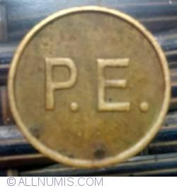 Jeton P. E.