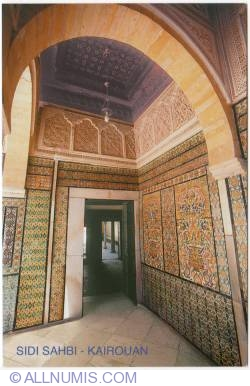Image #1 of Kairouan - Sidi Sahbi Mosque of the Barber inside