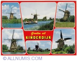 Image #1 of Kinderdijk - Windmills (1978)