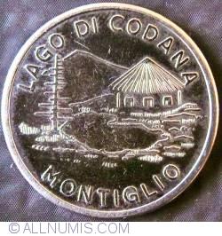 Lago di Codana - MONTIGLIO 1968