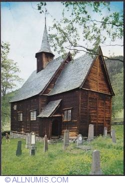 Lomen-Stave church Valdres