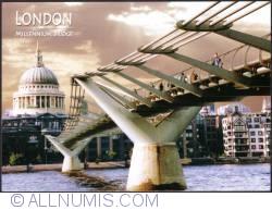 Image #1 of London - Millennium Bridge