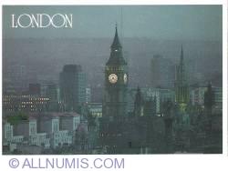Image #1 of London - Big Ben Clock Tower by night