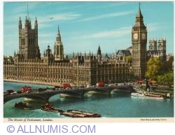 Image #1 of London-2L3-House of Parliament on the thames