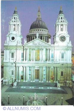 Image #1 of London - St Paul's Cathedral