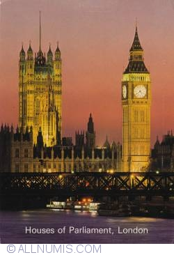 Image #1 of London - The Houses of Parliament