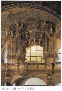 Image #1 of Prague-Church of Nativity organ