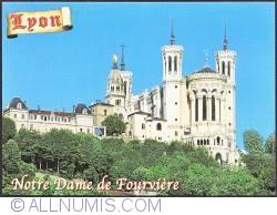 Imaginea #1 a Lyon_Basilica of Notre-Dame de Fourvière 2012