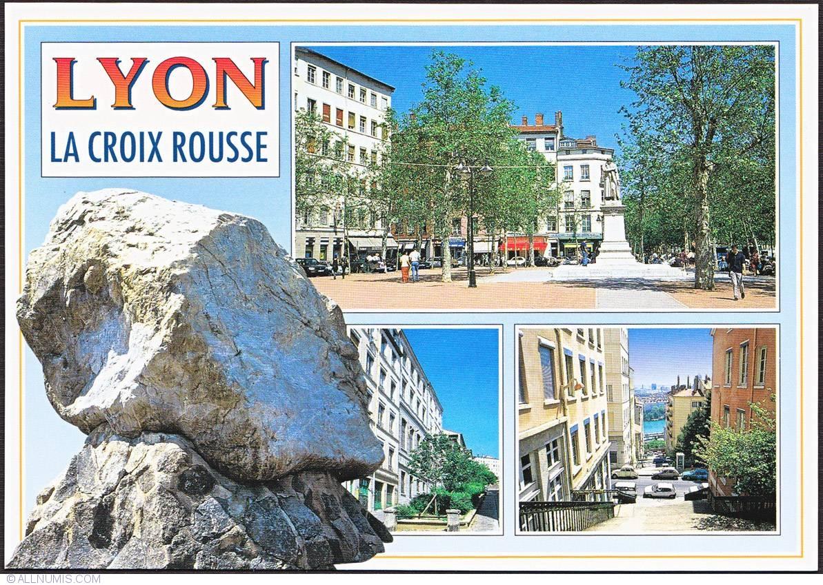 Lyon la croix rousse et le gros caillou rh ne alpes for Garage lyon croix rousse