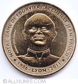 Image #1 of Lyon_Pape Jean Paul II 2012