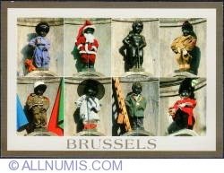 Image #1 of Brussels - Manneken Pis