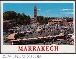 Image #1 of Marrakech-Djemaa el Fna-2010