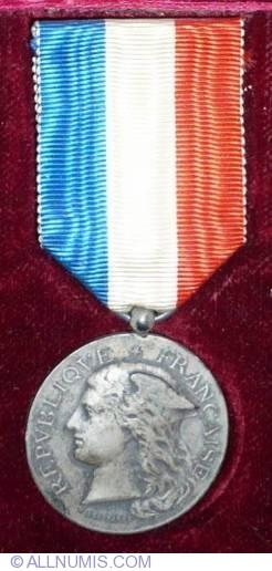 Image #1 of Médaille d Honneur des Épidémies 1917