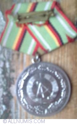 Image #2 of Medal of Merit of the organs of the Ministry of the Interior