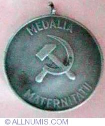 Image #2 of medalia maternitatu