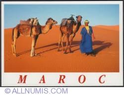 Image #1 of Merzouga dunes-2010