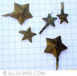 Military rank-stars