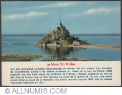 Image #1 of Mont St. Michel-aerial -1973