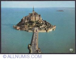 Image #1 of Mont St. Michel- Front bird eye view -1973