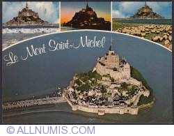 Mont St. Michel- Various views (1973)