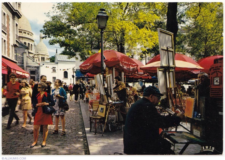 Cafe La Place Paris