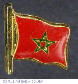 Imaginea #1 a Morocco flag 2010