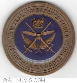 Imaginea #1 a New Zealand Defence Force Warrant Officer