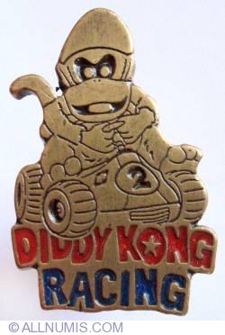 Imaginea #1 a Nintendo-Diddy Kong Racing