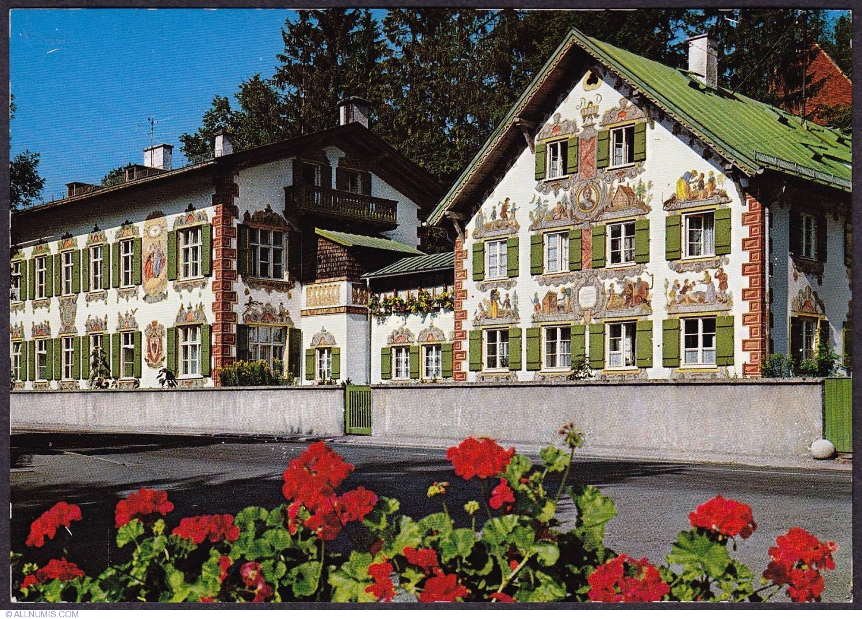 Oberammerergau hansel and gretel house city - Hansel home ...