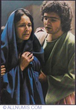 Image #1 of Oberammerergau-Passion play - Mary and John