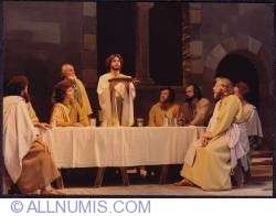 Image #1 of Oberammerergau-Passion play - the last supper