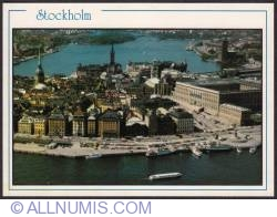 Stockholm-Old town island