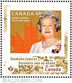 Imaginea #1 a P 2012 - Queen Elizabeth II (1993-2002)