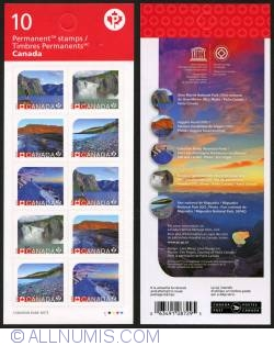 P 2014 - UNESCO Word Heritage in Canada booklet