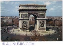 Paris-Arc de Triomphe