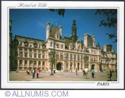 Imaginea #1 a Paris - Primăria (Hôtel de Ville) (2008)