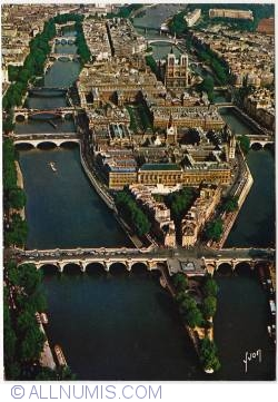 Image #1 of Paris-Ile de la cité aerial