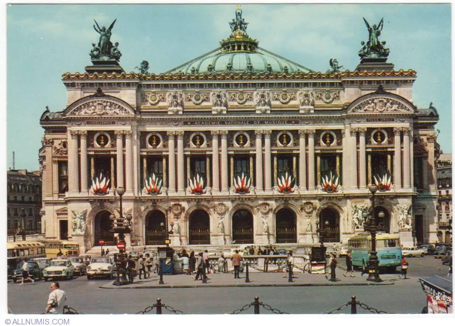 Greyhound L List Paris-Opéra Garni...