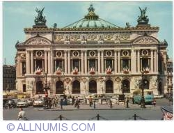 Image #1 of Paris-Opéra Garnier-1973