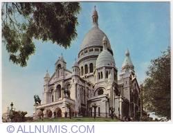 Paris-Sacré Cœur Basilica-1973