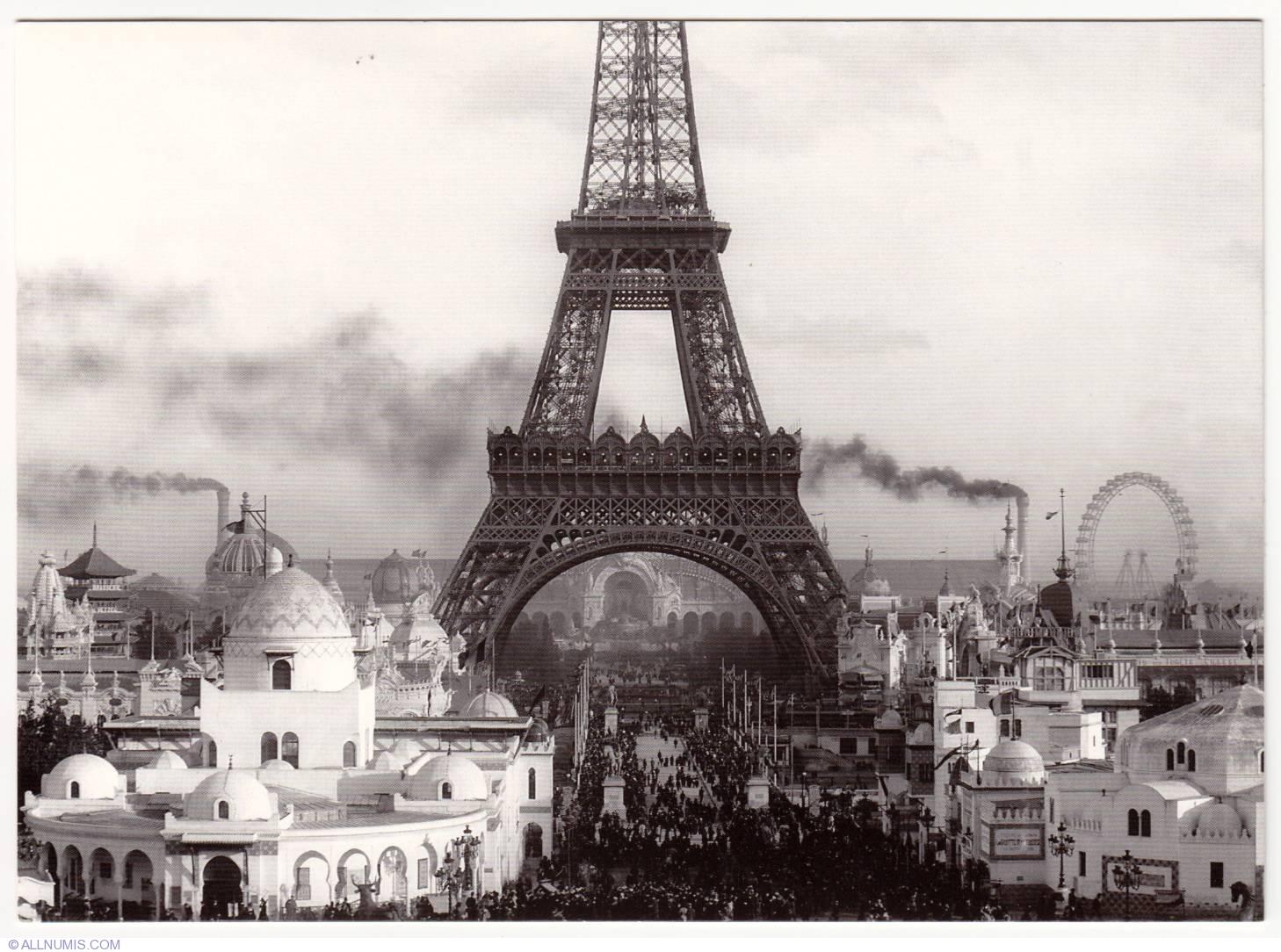 paris world fair 1900 1900 1969 paris and le de france. Black Bedroom Furniture Sets. Home Design Ideas