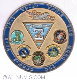 Imaginea #1 a Patrol Squadron NINE (VP-9) - USN Command - Donald J. Krampert USN Command