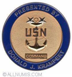 Imaginea #2 a Patrol Squadron NINE (VP-9) - USN Command - Donald J. Krampert USN Command