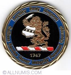 Imaginea #1 a Pennsylvania National Guard Command Sergeant Major